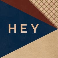 """Hey Mister Foiled Double-Sided Cardstock 12""""X12""""-Hey There Kraft W/Copper"""