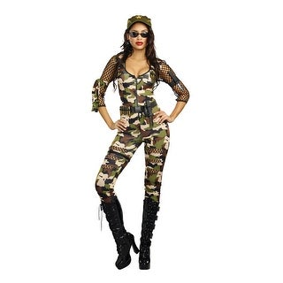 Friendly Fire Adult Womans Costume