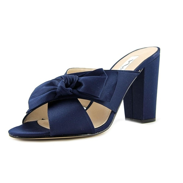 Nina Samina Women New Navy Sandals