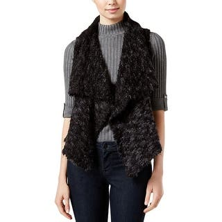Kensie Womens Vest Chunky Knit Drapey|https://ak1.ostkcdn.com/images/products/is/images/direct/a728ae16a527ae601063b2e41f791e1adc62382f/Kensie-Womens-Vest-Chunky-Knit-Drapey.jpg?impolicy=medium