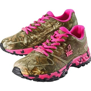 Legendary Whitetails Women's Mamba Ultra Cross Pink Camo Hiking Shoe