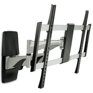 Mount-it! Curved TV Wall Mount, Full Motion TV Mount 37 to 70 Inch TVs