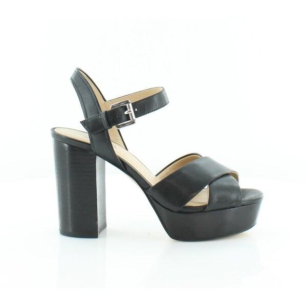 Michael Kors Divia Sandal Women's Sandals & Flip Flops Black