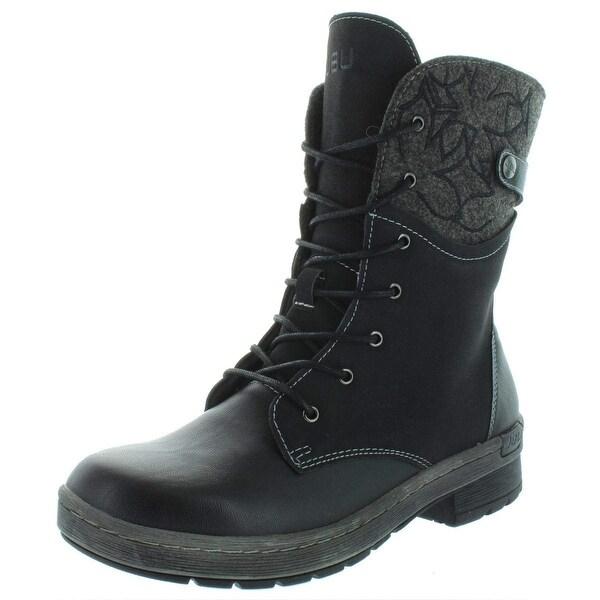 bd3fb48c3 Shop JBU Womens Hemlock Almond Toe Mid-Calf Fashion Boots - Free ...