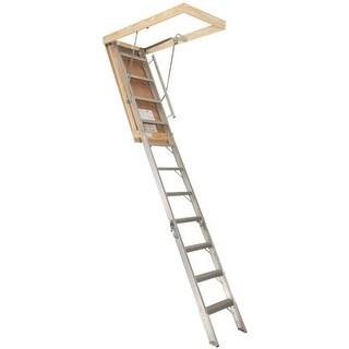 Louisville Ladder 25.5X54x120 F Atic Stair FTAA2510 Unit: EACH
