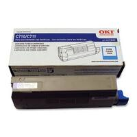 OKI Toner Cartridge - Cyan Toner Cartridge