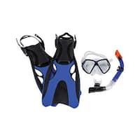 Leader  Montego Bay Super Kit Sr, Blue/Black L/Xl, L/Xl