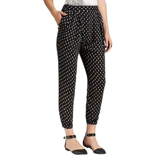 Free People Womens Casual Pants Pattern Pleated - S
