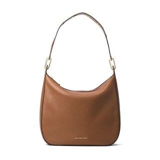 MICHAEL Michael Kors Raven Large Leather Shoulder Bag Handbag - One size