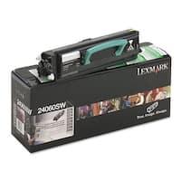 Lexmark Toner Cartridge - Black 24060SW Toner Cartridge