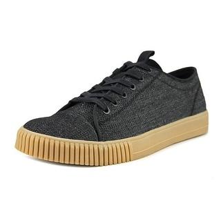 Calvin Klein Jeans Jerome Men Round Toe Suede Sneakers
