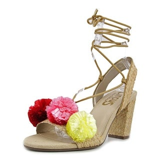 Circus by Sam Edelman Ellie   Open Toe Synthetic  Sandals