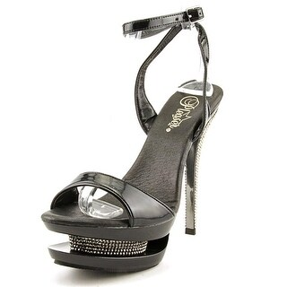 Pleaser Blondie-631-3 Open Toe Synthetic Platform Sandal