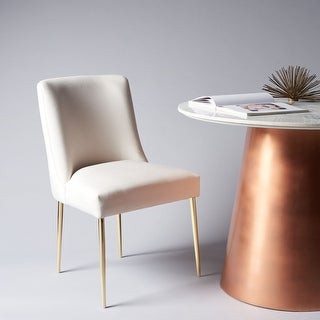 Link to Safavieh Couture Nolita Water Resistant Dining Chair Similar Items in Accent Chairs