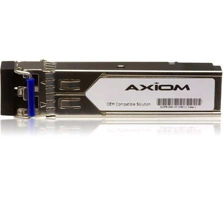 """Axion GLC-ZX-SMD-AX Axiom SFP Module - For Optical Network, Data Networking - 1 x 1000Base-ZX - Optical Fiber - 128 MB/s"