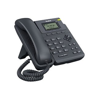 Yealink Sip-T19p-E2 Single Line Voip Phone With Full-Duplex Speakerphone