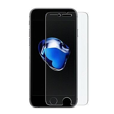 iPhone 7 Premium Tempered Glass Screen Protector Glass 2-Pack