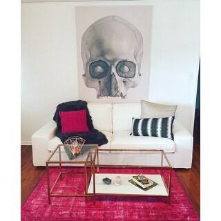 nuLOOM Vintage Inspired Adileh Overdyed Area Rug