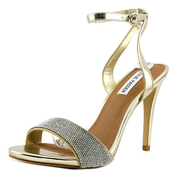 4b6f3340556 Shop Steve Madden Ritter Gold Sandals - Free Shipping Today ...