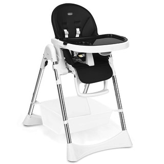 Link to Foldable High Chair with Large Storage Basket Similar Items in High Chairs & Booster Seats