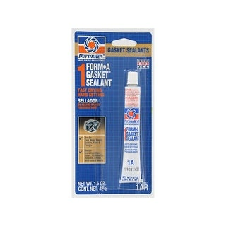 Permatex 80007 Form A Gasket Sealant No.1, 1.5 Oz