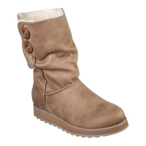 Shop Free Skechers Damens's Keepsakes 2.0 Upland Slouch Boot Taupe Free Shop ... 77b9fa