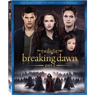 Twilight Saga: Breaking Dawn Pt. 2 [BLU-RAY]