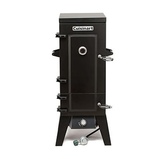 Cuisinart Vertical Propane Gas Smoker Vertical Propane Gas Smoker
