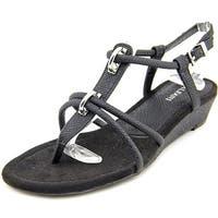 Alfani Carah Women  Open-Toe Synthetic  Slingback Sandal