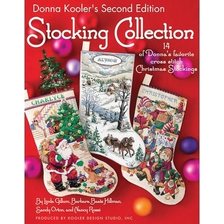 Leisure Arts-Stocking Collection 2