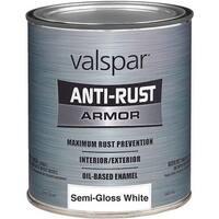 Valspar S/G White Rust Enamel 044.0021841.005 Unit: QT