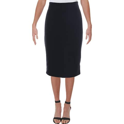 Philosophy Womens Pencil Skirt Banded Knee-Length