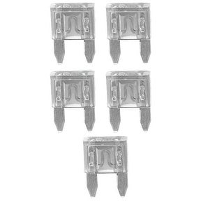 AST FUSE 25AMP 5 PACK MINI BLADE; BLISTER PACK AUDIOPIPE