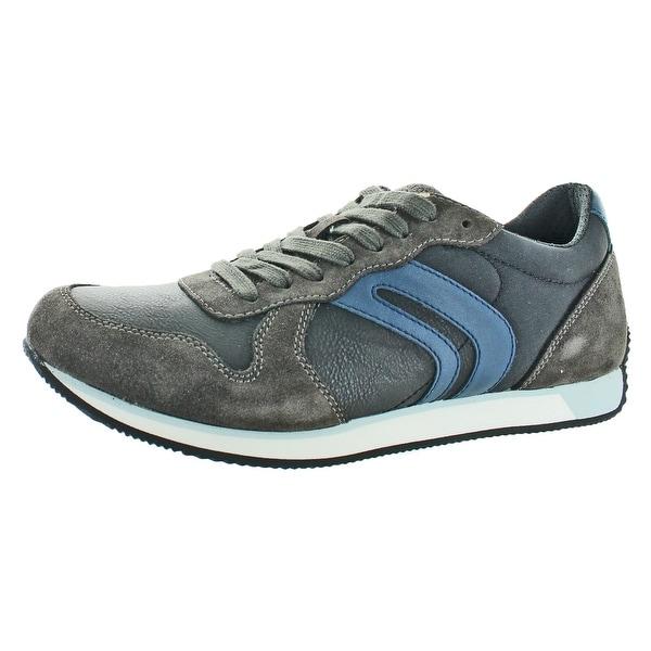 Geox Vinto Men's Retro Vintage Sneakers Shoes