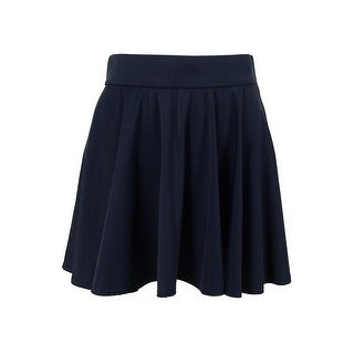 DKNY Women's Elastic Waist Skirt Coverup