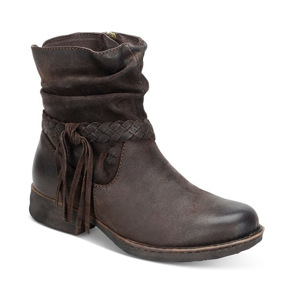 Born Abernath Tasseled Booties