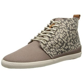 Reef Womens Fashion Sneakers Canvas