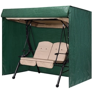 Finether 2 Seater Patio Swing Cover Waterproof For Chair With Canopy Free Shipping On Orders Over 45 28001846