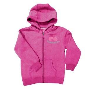 Farm Girl Western Sweatshirt Girls Watch & Learn Zip Pink F83038111