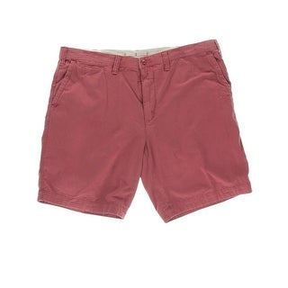 Polo Ralph Lauren Mens Relaxed Fit Twill Shorts - 42