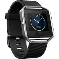 Fitbit Blaze Smart Watch - Wrist - Optical Heart Rate Sensor, (Refurbished)