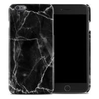 Marble Collection  Apple iPhone 6 Plus Clip Case - Black Marble