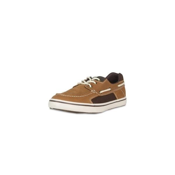 Xtratuf Men's Finatic II Deck Tan Shoes w/ Non-Marking Outsole - Size 8.5