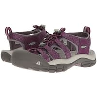 Keen Newport H2 Women Sandal,Water Shoe, Deep Purple/Purple Sage