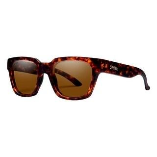 Smith Optics Sunglasses Mens Comstock Vintage Havana Polarized CMCP