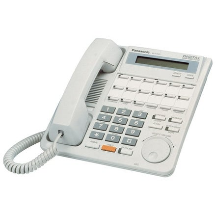 """Panasonic KXT7431W-R Digital 12-Line Speakerphone with LCD Readout"""