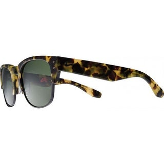 Nike Mens Volition Tokyo Tortoise with Green Lens Sunglasses