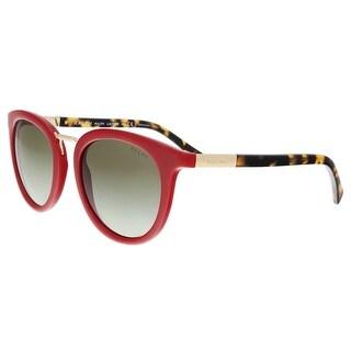 Ralph Lauren RA5207 15058E Red/ Tortoise Cat eye Sunglasses - 52-21-135