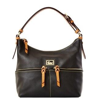 Dooney & Bourke Dillen Small Zipper Pocket Sac (Introduced by Dooney & Bourke at $238 in Aug 2012) - Black