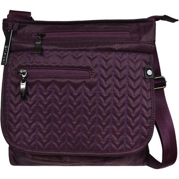 58d609fb7c Sherpani Women  x27 s Jag L.E. RFID Medium Crossbody Bag Fig - US Women